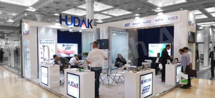 Hudak company Exhibition Booth