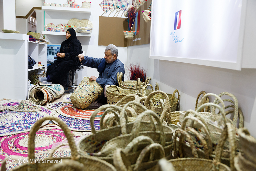 نمایشگاه گردشگری و صنایع وابسته تهران