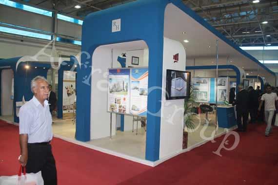 غرفه سازی نمایشگاهی توسعه اميد
