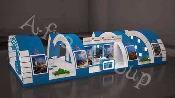 ارائه طرح و نقشه شرکت پتروشيمی بندر امام خمينی | محل غرفه سازی نمایشگاه بین المللی تهران خدمات نمایشگاهی | تجهیزات نمایشگاهی | دکوراسیون نمایشگاهی شرکت پتروشيمی بندر امام خمينی