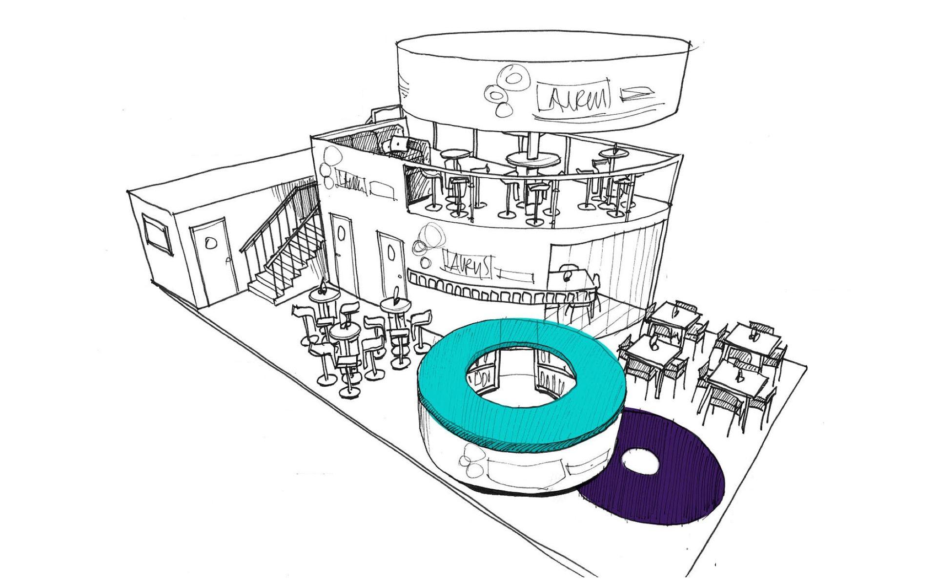 اصول و نکات طراحی غرفه نمایشگاهی